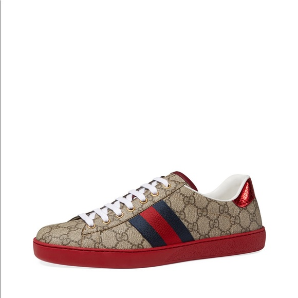 8e5c4330f96 Gucci Shoes - Gucci Ace GG Supreme Sneaker